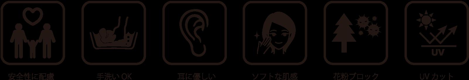 コスメティックマスクPC