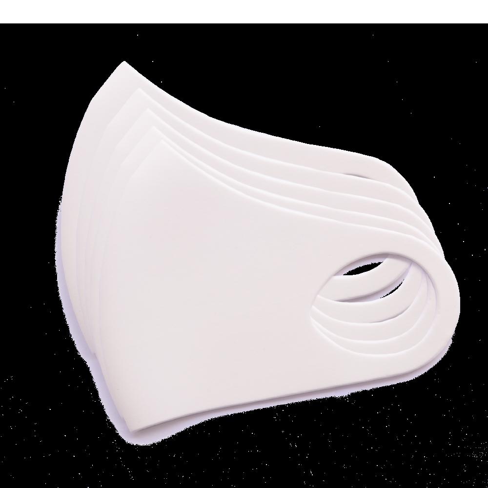 コスメティックマスクタイプ5ホワイト5枚