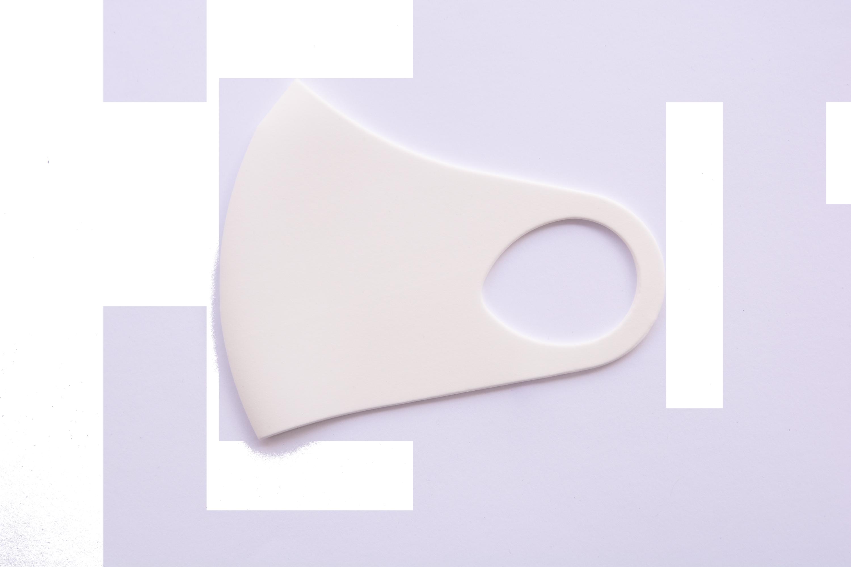 コスメティックマスクホワイト