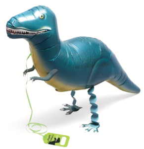 お散歩ティラノサウルス